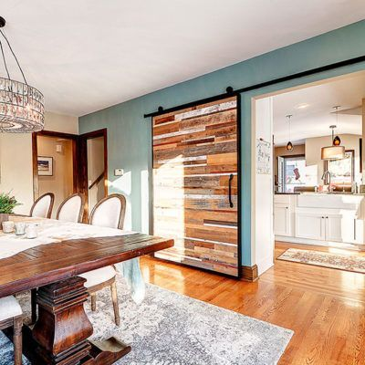 Artisan Sliding Barn Door