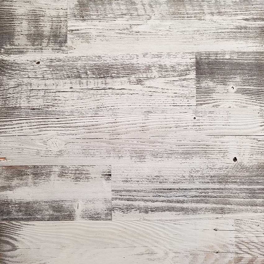 Gray Reclaimed Wood Wall Paneling